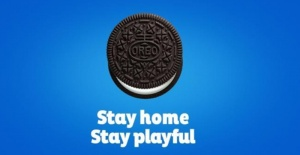 OREO, Stay Home, Stay Playful!